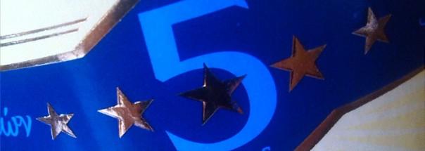 Metaxa 5 Stars Titel
