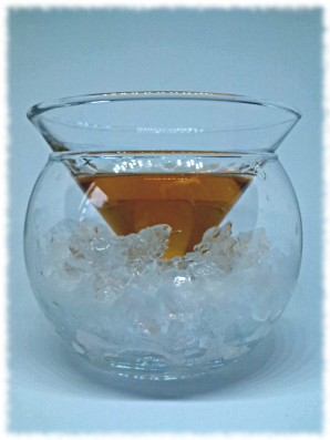 White Old Fashioned