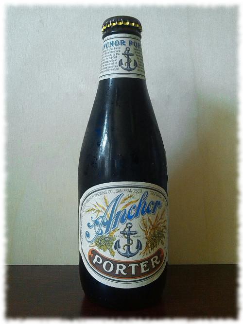 Anchor Brewing Porter Flasche