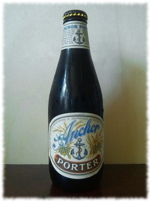 Anchor Brewing Porter Flasche