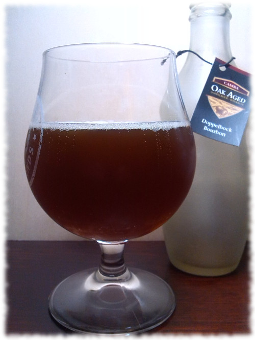Camba Oak Aged Doppelbock Bourbon