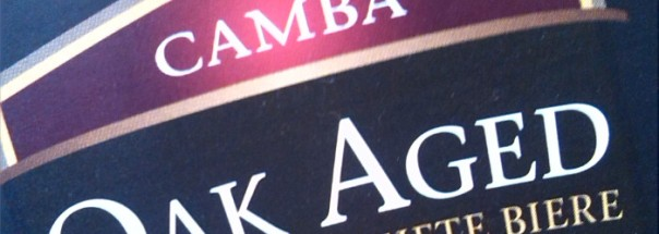 Camba Oak Aged Holzfassgereifte Biere Set Titel