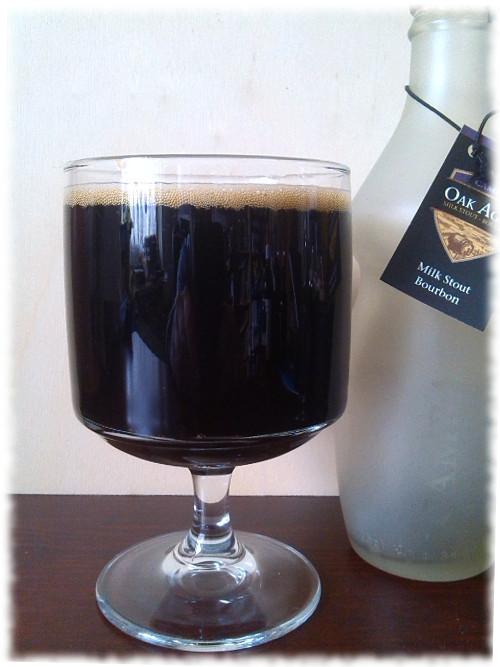 Camba Oak Aged Milk Stout Bourbon