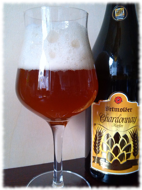 Detmolder Chardonnay Hopfen