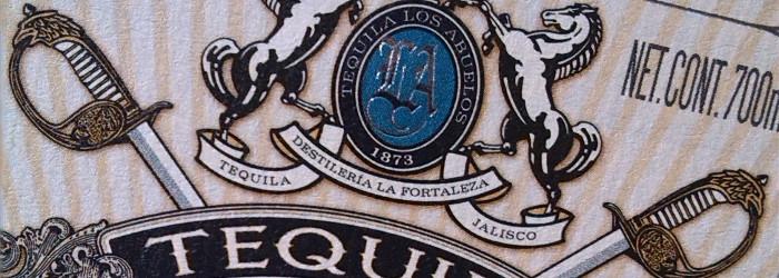 Fortaleza Tequila Blanco Titel