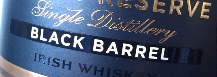 Jameson Select Reserve Black Barrel Irish Whiskey Titel