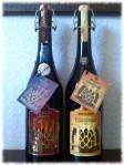 Strate's Detmolder Chardonnay Hopfen Flaschen
