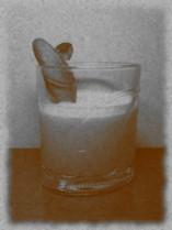 Arrak and Grapefruit Cocktail