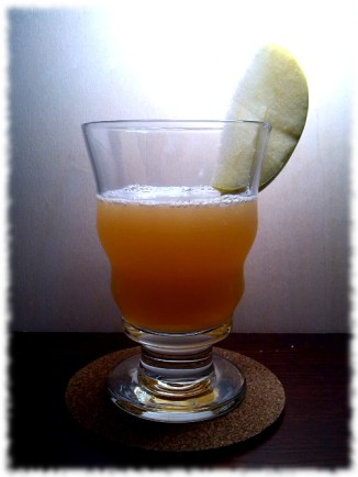 Bourbon and Apples