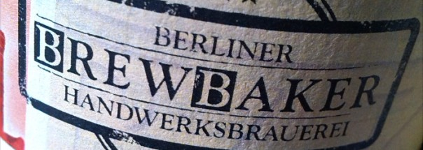 Brewbaker Berliner Handwerksbrauerei Titel