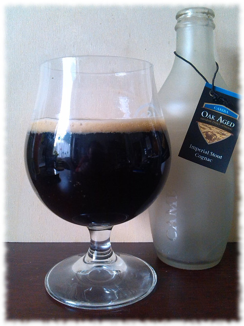Camba Oaked Aged Imperial Stout Cognac