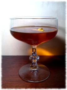 Dana Scully Cocktail