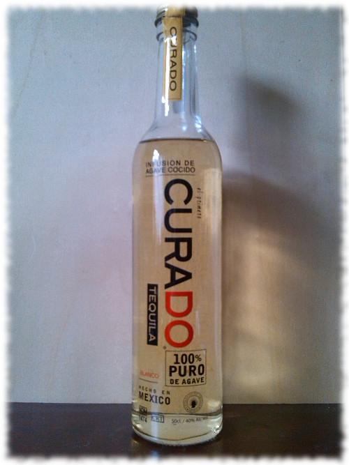 Ocho Curado Tequila Flasche
