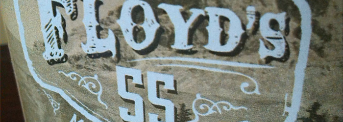 Der Hinterhof hat ausgedient – Original Floyd's 55Moonshine
