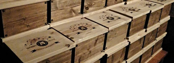 Von Kisten, Truhen und Fässern – Whiskytruhe Macduff Highland Single Malt ScotchWhisky