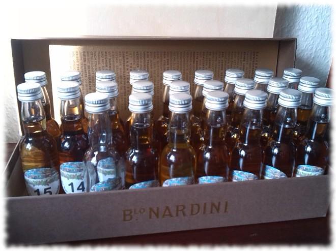 Der Rum-Club Adventskalender Flaschen