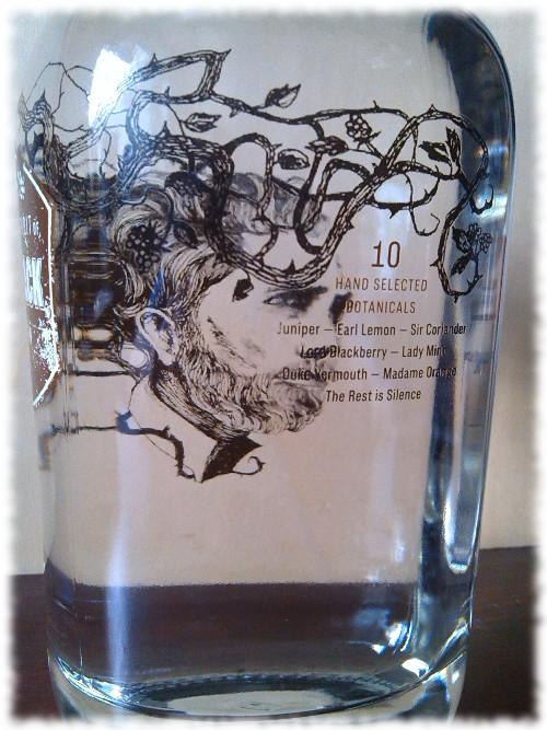Juniper Jack London Dry Gin Detail