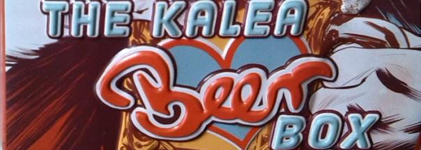 Kalea Beer Box Titel
