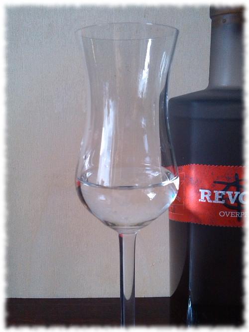 Revolte Overproof Glas