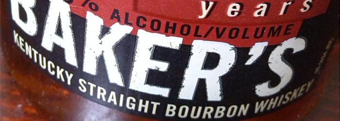 Baker's Kentucky Straight Bourbon Whiskey Titel