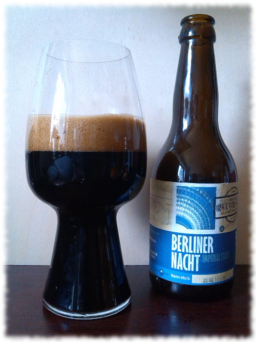 Brewbaker Berliner Nacht Imperial Stout