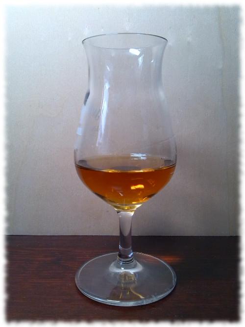 Caroni 100% Trinidad Rum 15 Years Glas
