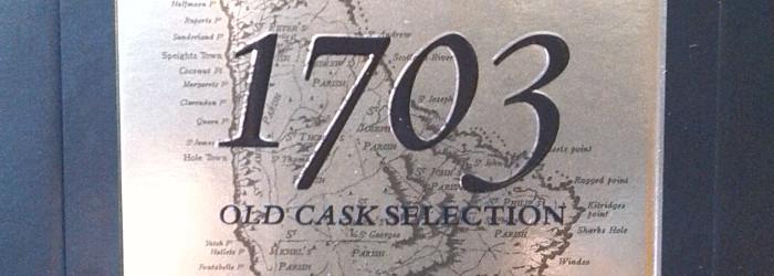 Advent, Advent… Mount Gay 1703 Old Cask Selection Barbados BlendedRum
