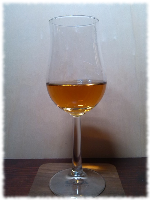 Rhum Barbancourt Réserve du Domaine 15 Ans Glas