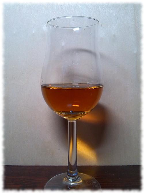 Rhum J.M. Très Vieux Rhum Agricole X.O. Glas