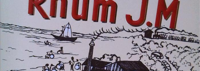 Säulen der Rumgesellschaft – Rhum J.M. Très Vieux Rhum AgricoleX.O.