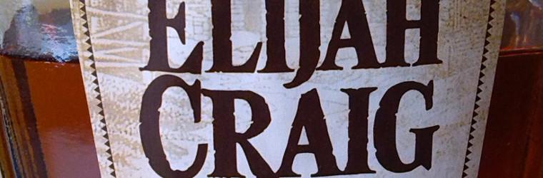 Die Sprache gehört zum Charakter des Whiskeys – Elijah Craig 12 years Kentucky Straight BourbonWhiskey
