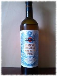 Martini Riserva Speciale Ambrato Flasche