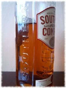 Southern Comfort Flaschendetails