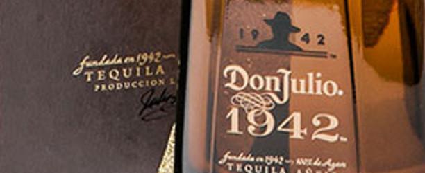 Don Julio 1942 Tequila Titel