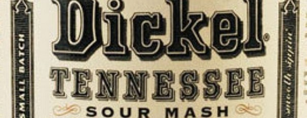 George Dickel No. 12 Tennessee Whiskey Titel
