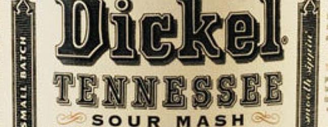 Kurz und bündig – George Dickel No. 12 TennesseeWhisky