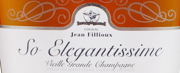 Kurz und bündig – Jean Fillioux XO So ElegantissimeCognac