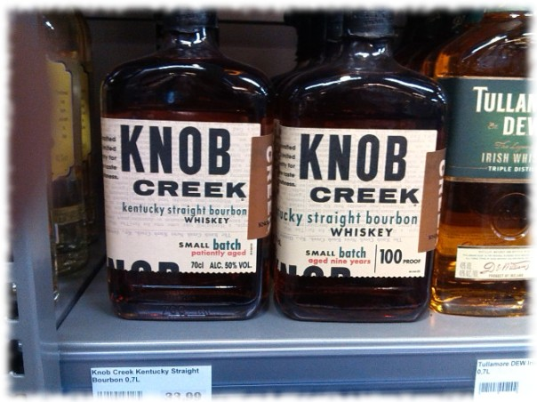 Knob Creek Old and New