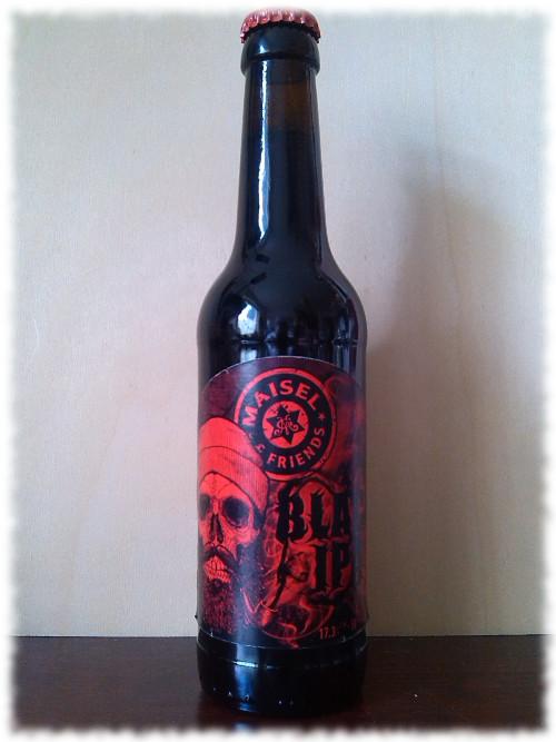 Maisel & Friends Black IPA Flasche