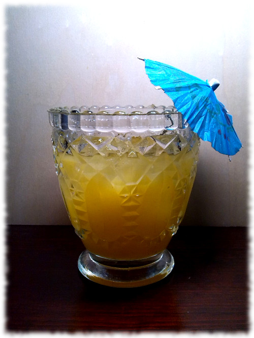 Riki Tiki Cocktail