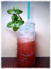 Don the Beachcomber's Zombie Punch