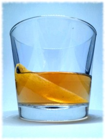 Tequila Old-Fashioned #2