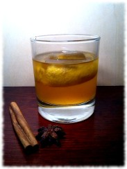 Five-Spice Bourbon Punch