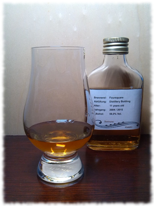 Foursquare 2004 Exceptional Cask Selection 11 Years