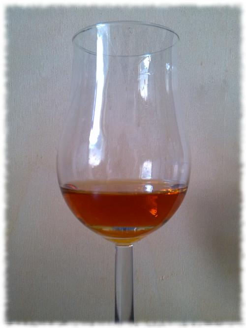 Our Rum & Spirits Guyana Diamond 2003 Glas