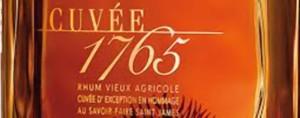 Saint James Cuvée 1765 Rhum Vieux Agricole Titel