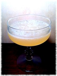 Spiced Daiquiri
