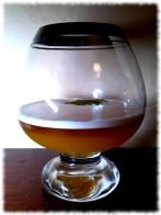 Whisky Umeshu Cocktail