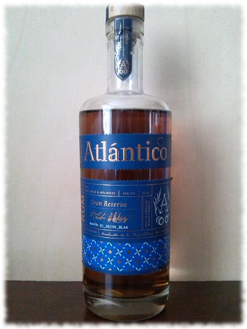 Atlántico Gran Reserva Flasche