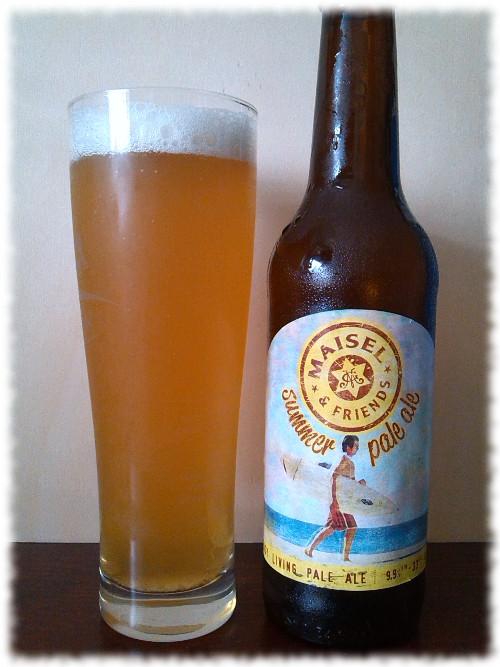 Maisel & Friends Summer Pale Ale